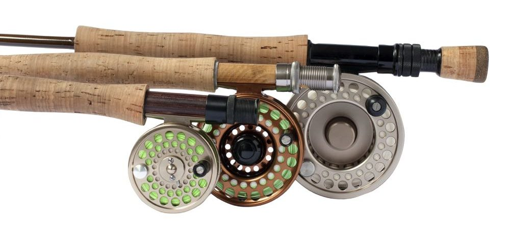 Different Fly Reel Sizes Different Weight Class Reels