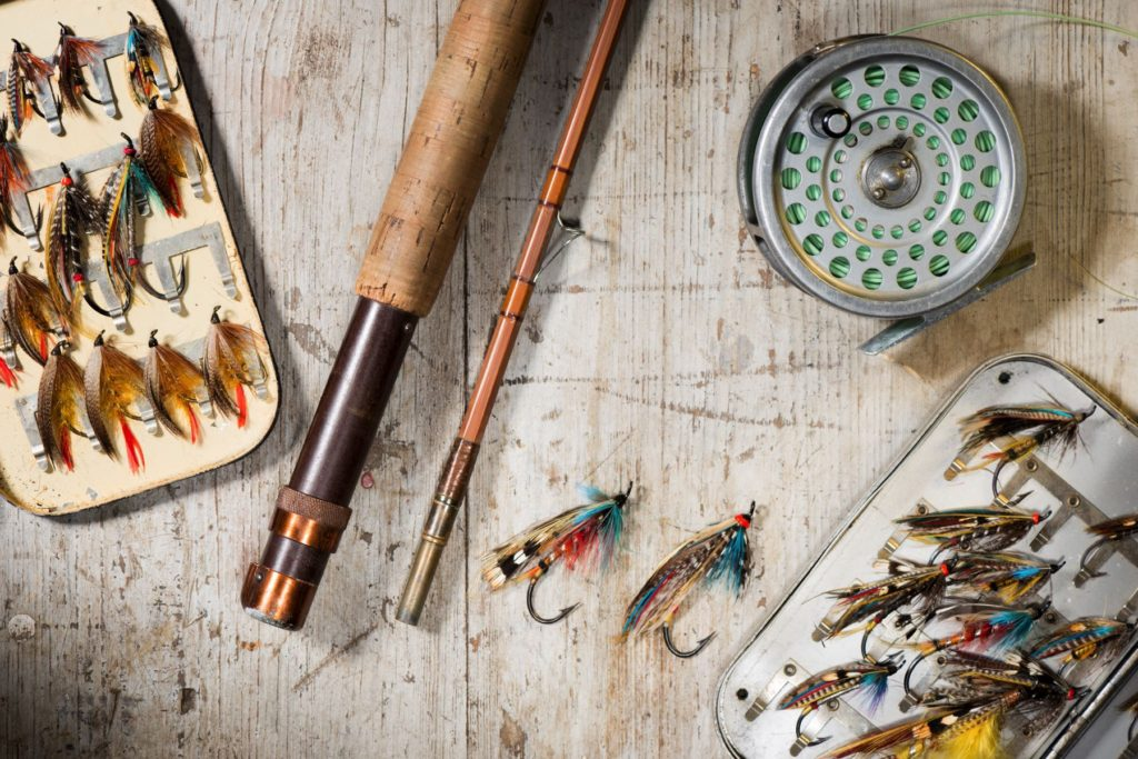 Fly Fishing Gear Page