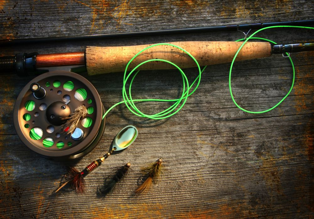 Fly Reel Weight