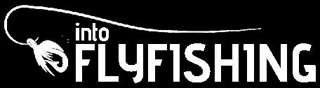 IntoFlyFishing White Logo (Retina)