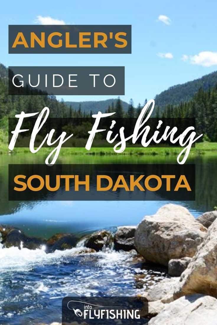 A Guide To Fly Fishing South Dakota