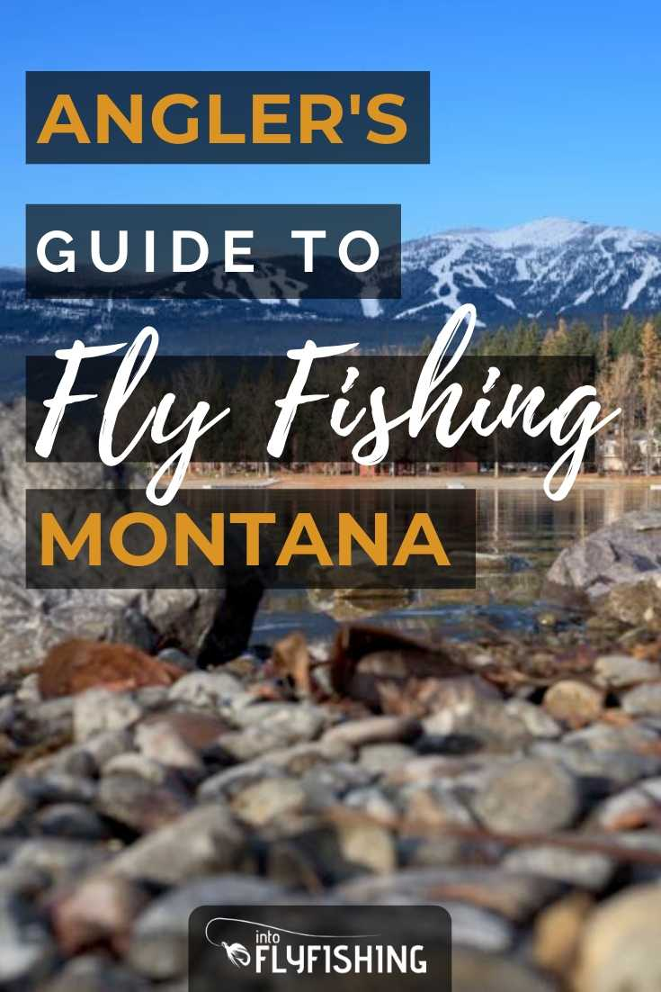 Angler's Guide To Fly Fishing Montana