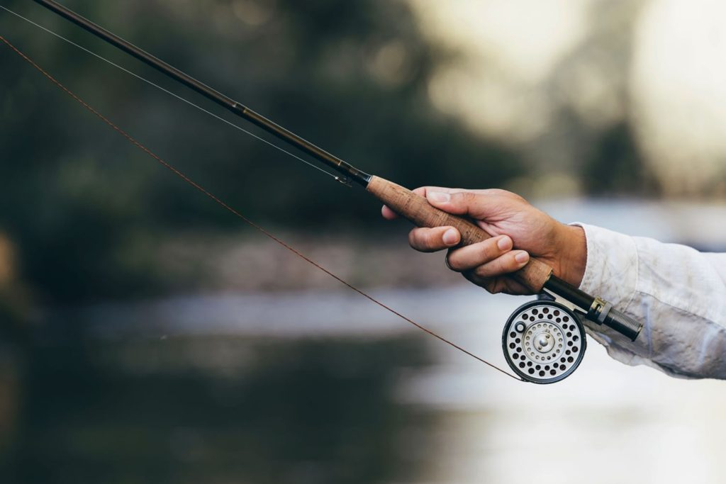 7 weight fly rod good for fly fishing bass