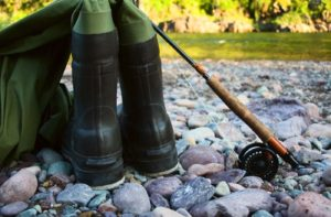 Best Boot Foot Waders Made for Fishing with a Fly