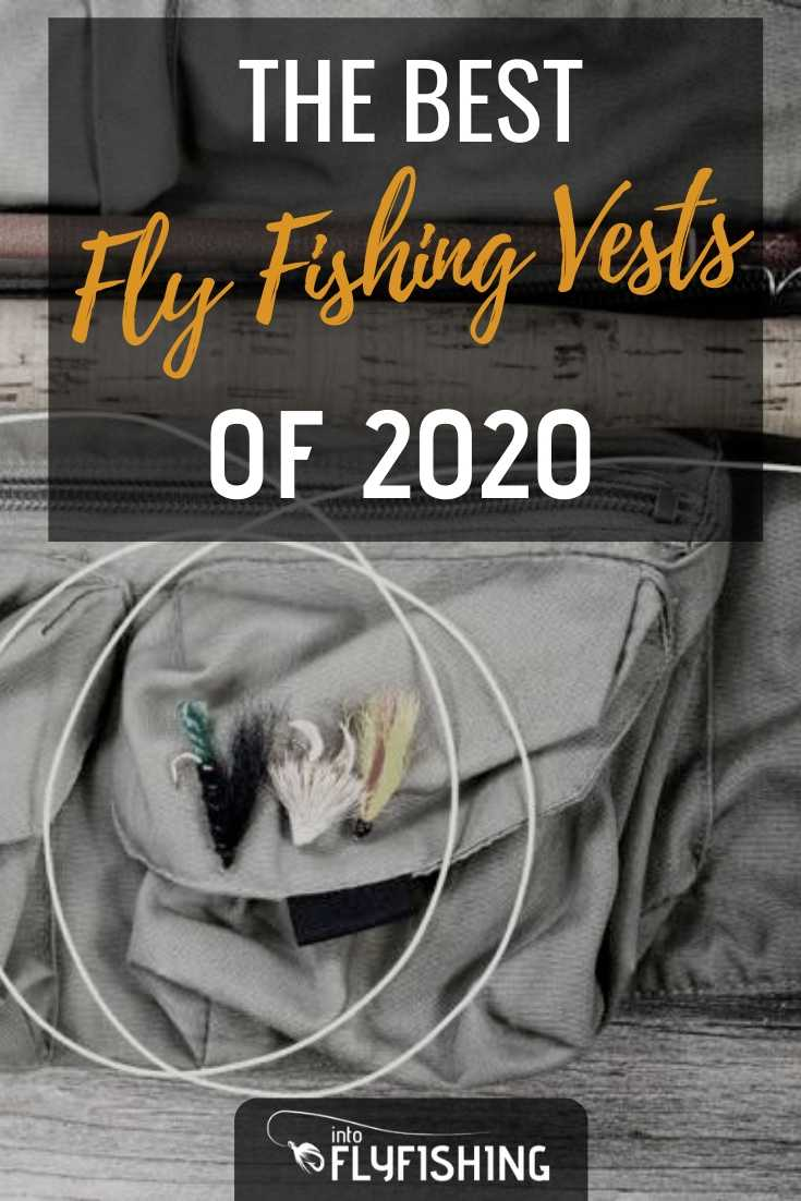 Buyer's Guide To The Best Fly Fishing Vests