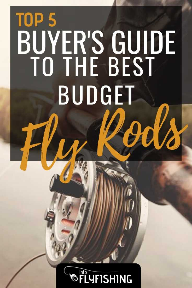 Buyer's Guide To The Top 5 Best Budget Fly Rods