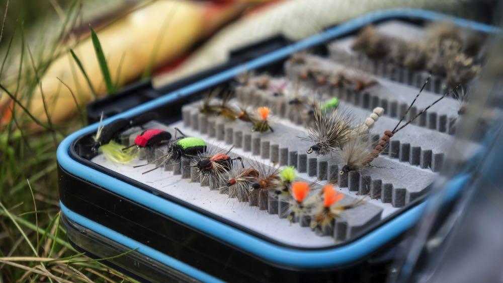 Fly Fishing Flies - Terrestrials Type of Fly