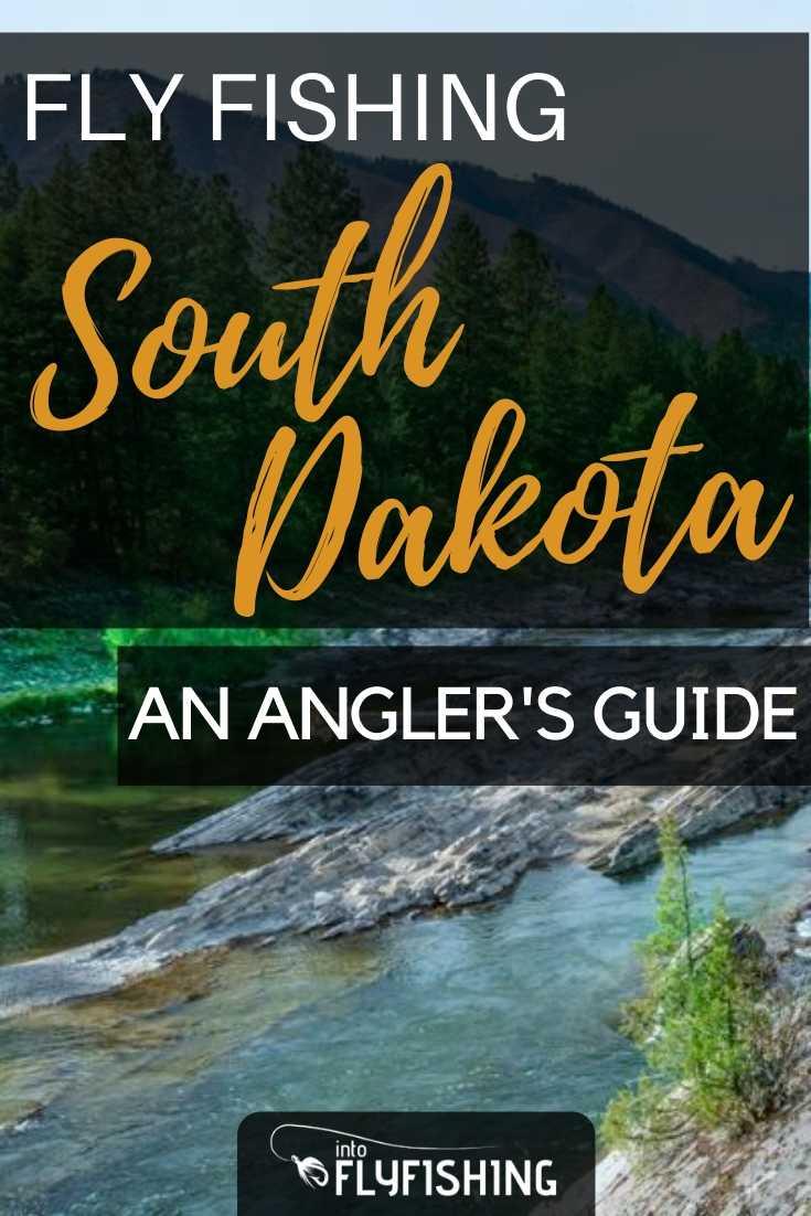 Fly Fishing South Dakota: An Angler's Guide
