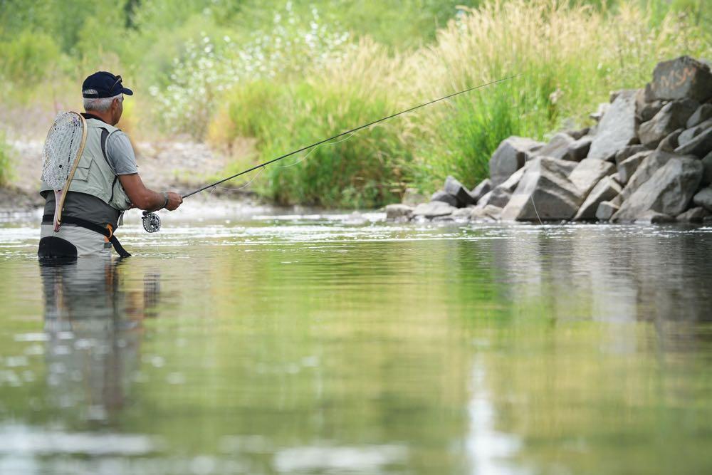 Gallatin River Montana Fly Fishing