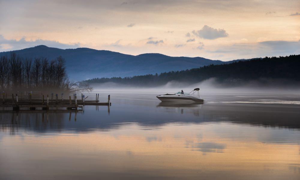 Lake George New York Fishing Spots