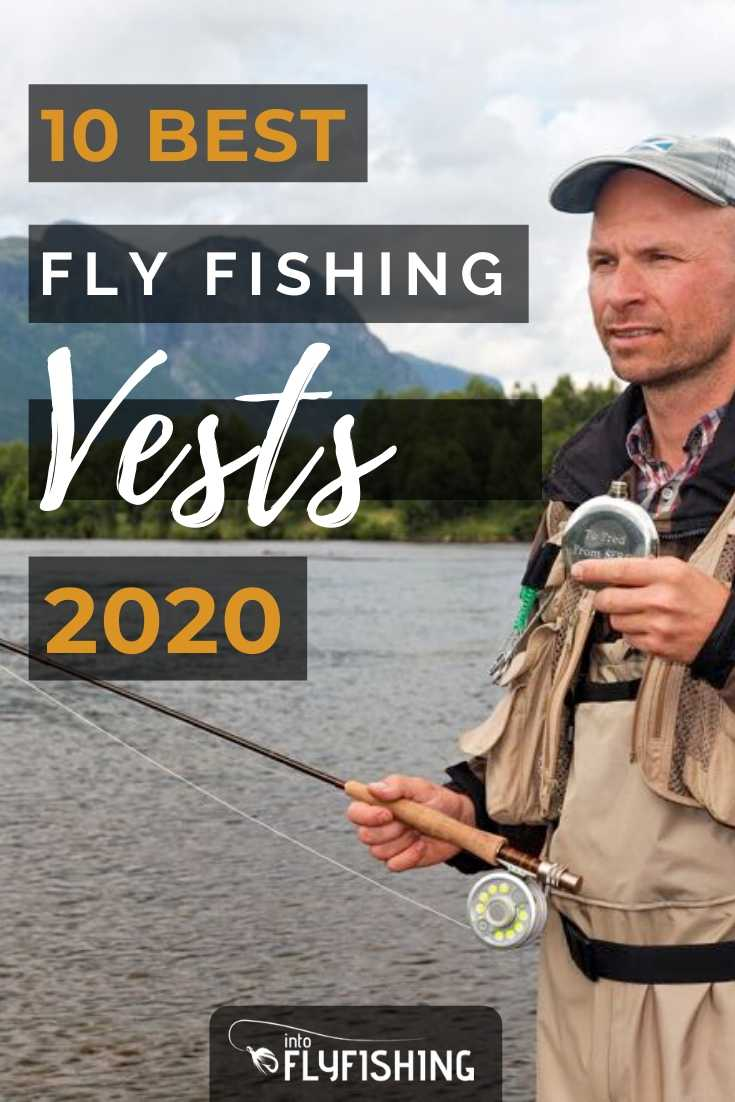 The Best Fly Fishing Vests You Can Buy