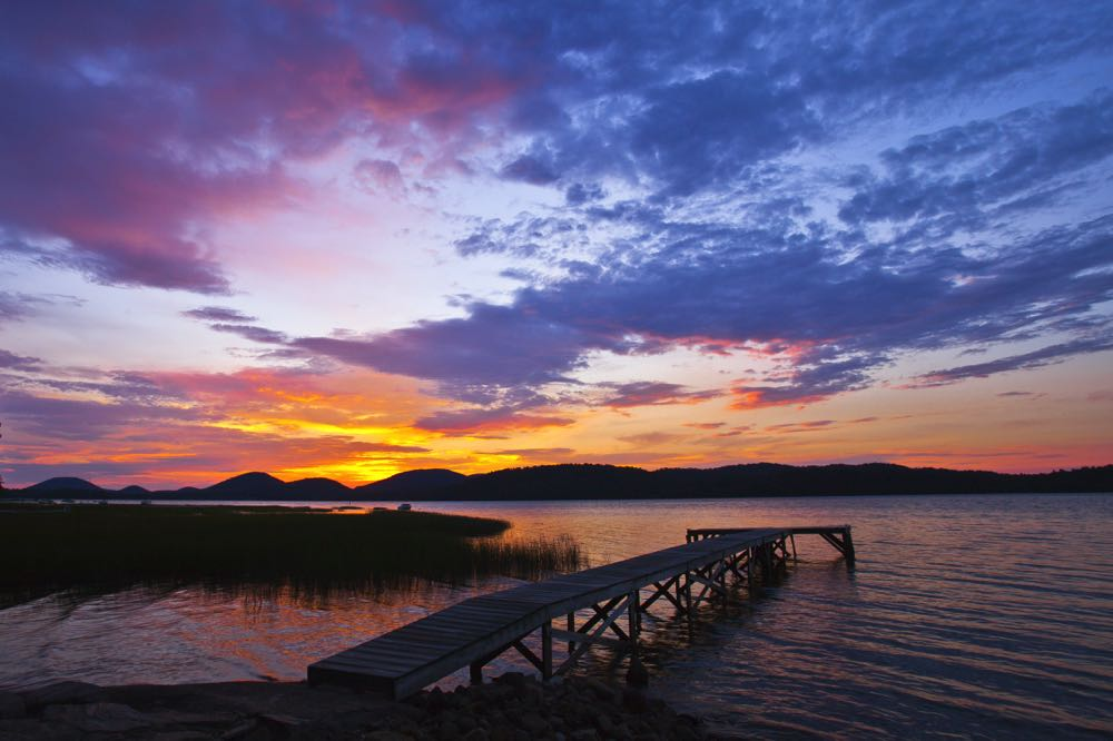 Piseco Lake new york fly fishing spots