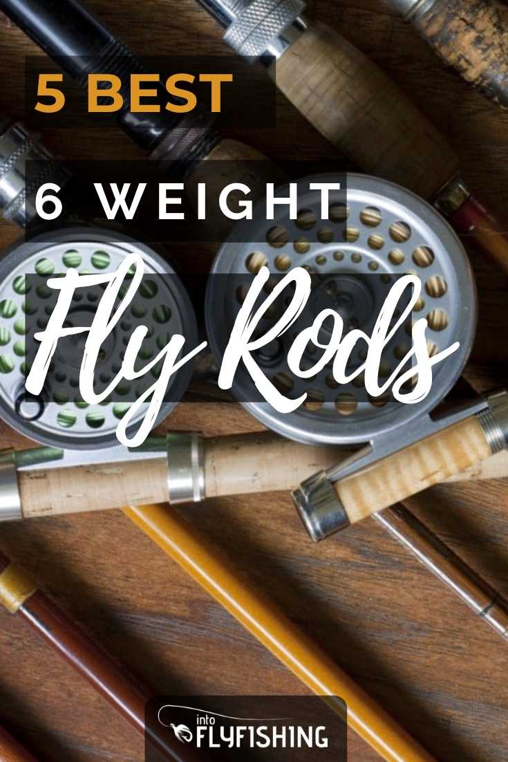 5 Best 6 Weight Fly Rods
