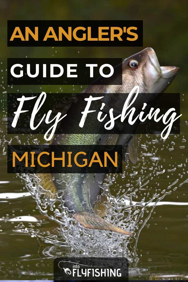 An Angler's Guide To Fly Fishing in Michigan