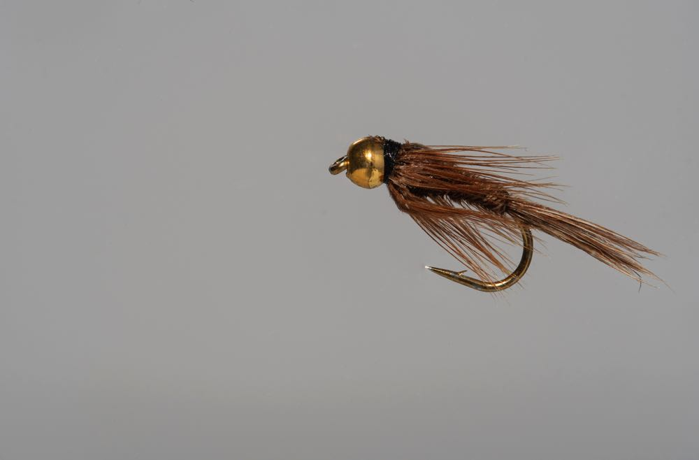 Bead Head Pheasant Tail Nymph (weighted)