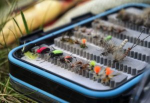 Best Fly Boxes filled with steelhead nymphs