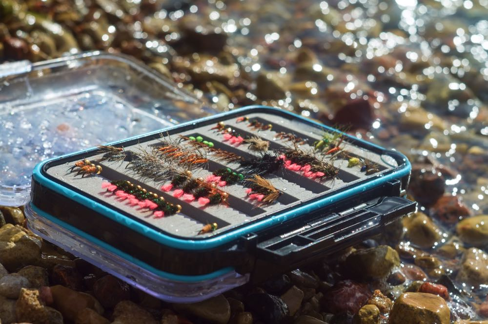 Best Sealed Waterproof Fly Box
