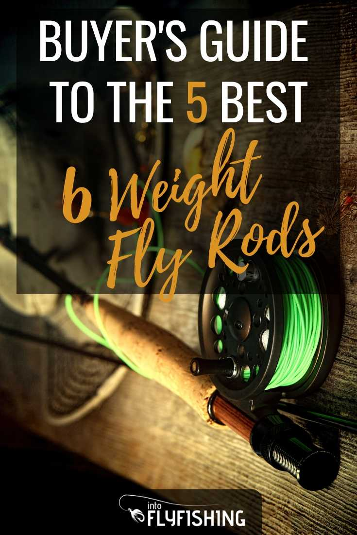Buyer's Guide To The 5 Best 6 Weight Fly Rods