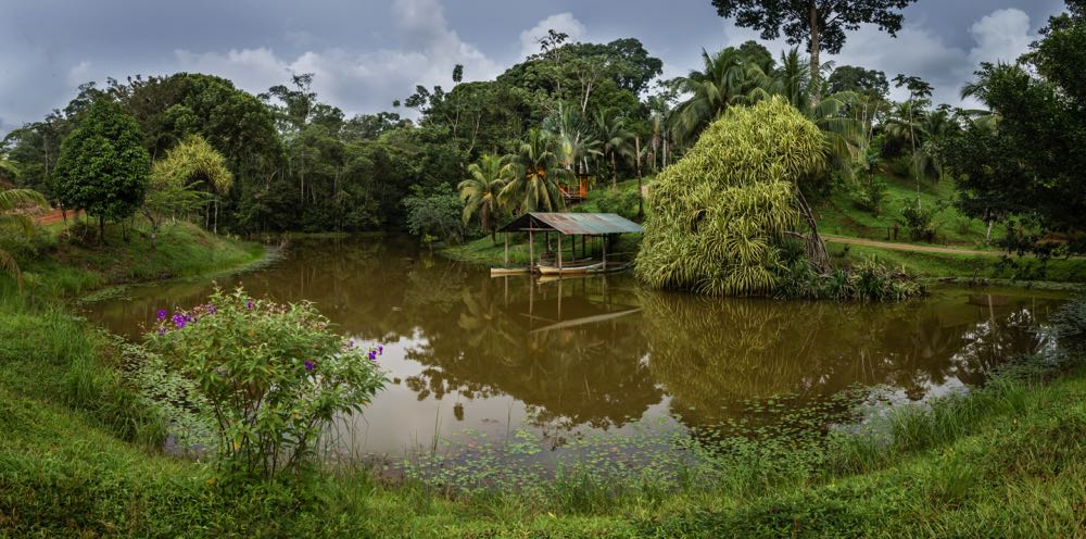 Fly Fishing Eco Lodge in Costa Rica