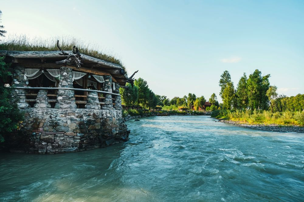Fly Fishing Lodges in Canada