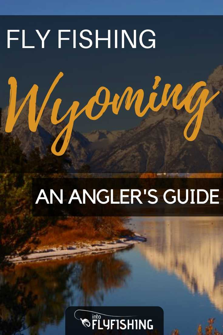 Fly Fishing Wyoming: An Angler's Guide
