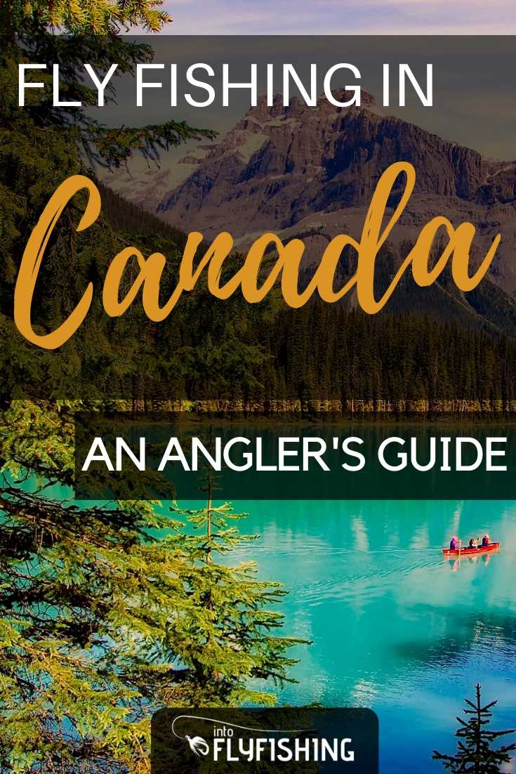 Fly Fishing in Canada: An Angler's Guide