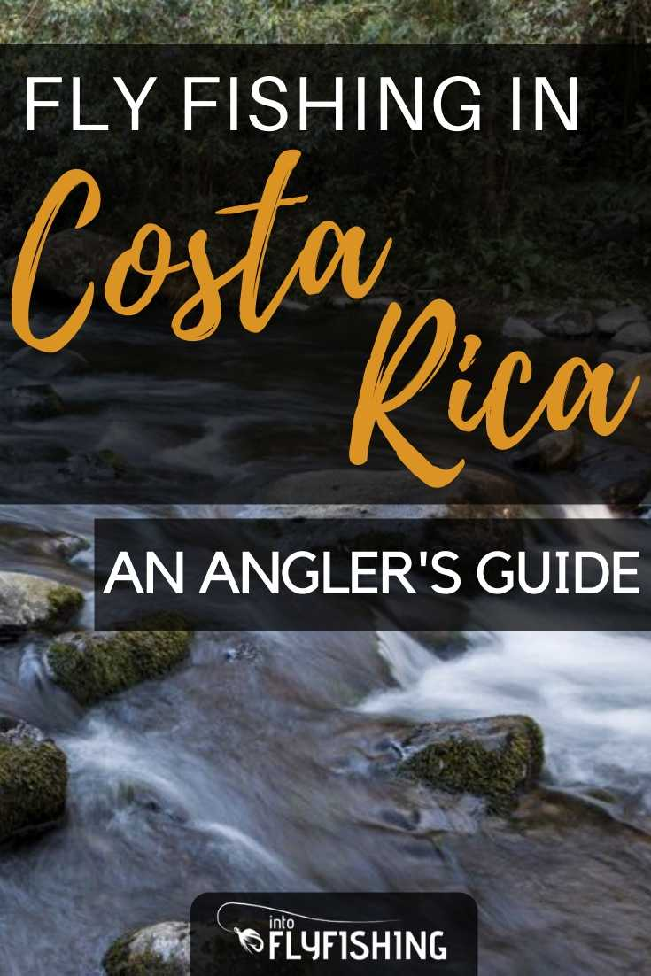 Fly Fishing in Costa Rica: An Angler's Guide