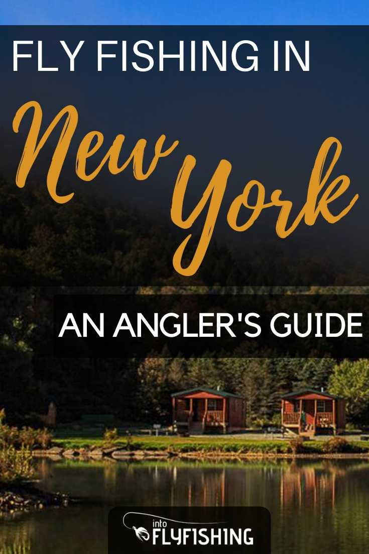 Fly Fishing in New York: An Angler's Guide