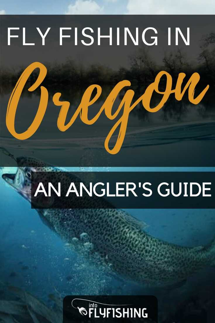 Fly Fishing in Oregon: An Angler's Guide
