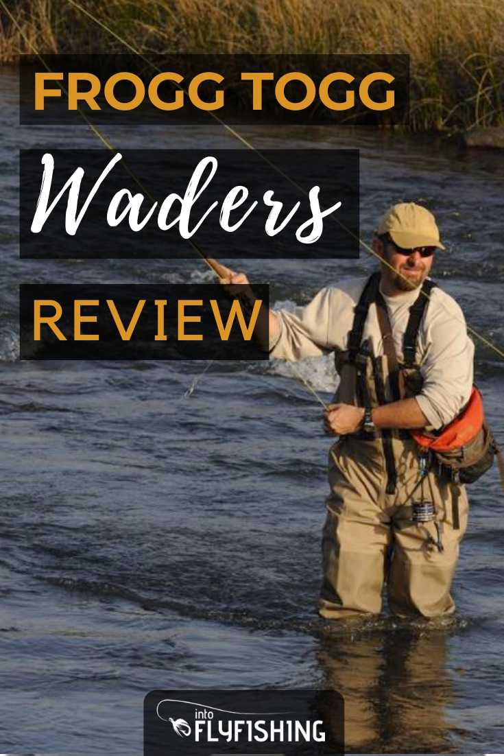 Frogg Togg Waders Review