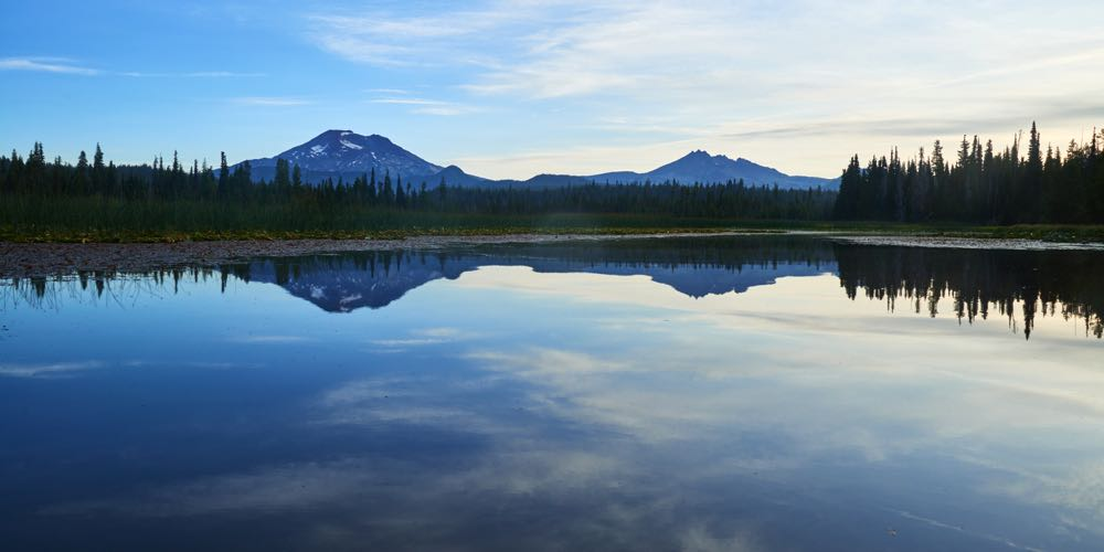 Hosmer Lake Oregon Fly Fishing Destination