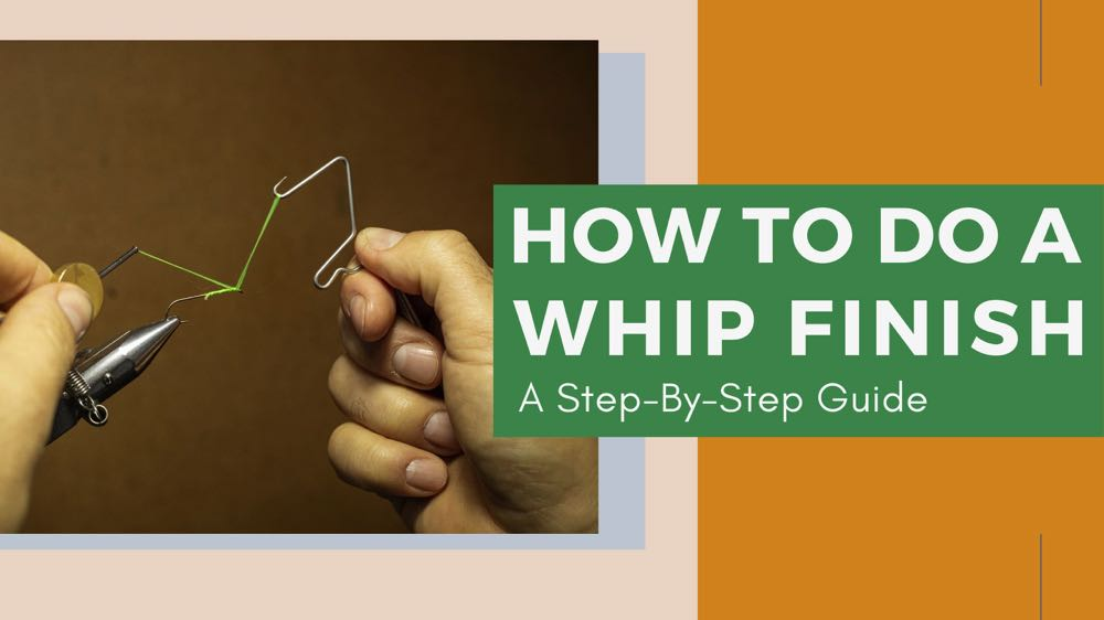 how to whip finish a fly video thumbnail