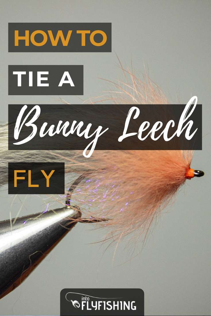How To Tie A Bunny Leech Fly