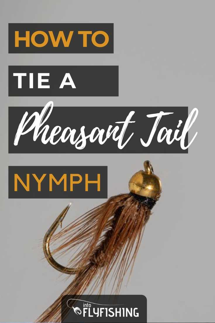 How To Tie a Pheasant Tail Nymph