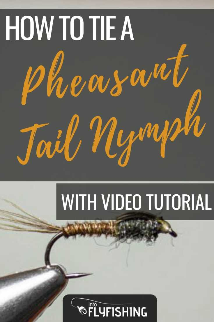 How To Tie a Pheasant Tail Nymph With Video Tutorial