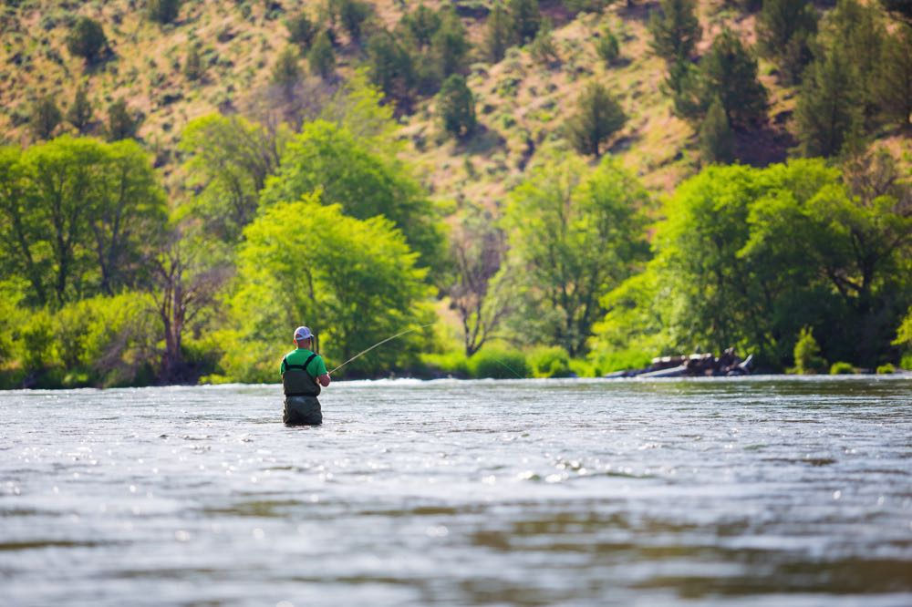 Lower Deschutes River Oregon Fly Fishing