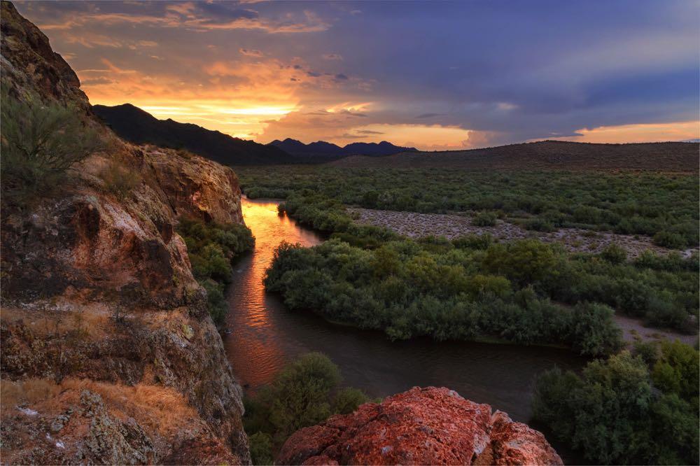 Lower Salt River arizona