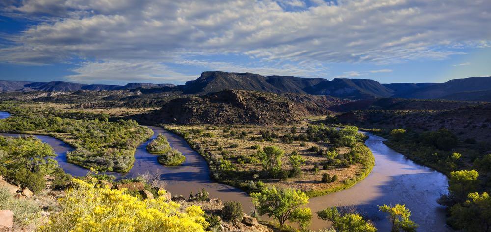 Rio Chama River new mexico