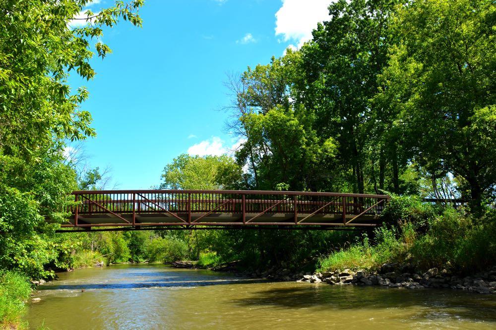 Root River in Wisconsin