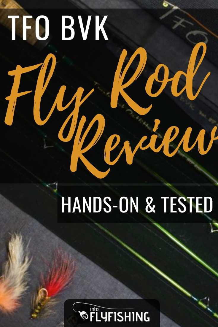 TFO BVK Fly Rod Review (Hands-On & Tested)