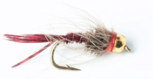 The Pheasant Tail Nymph Fly