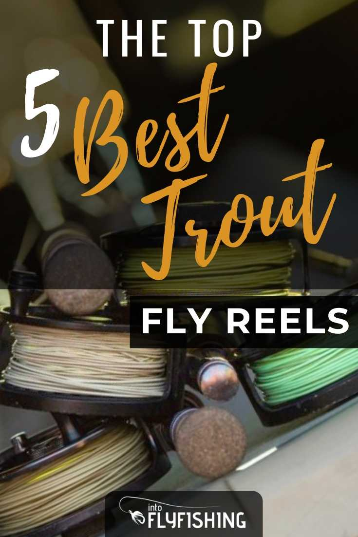 Top 5 Best Trout Fly Reels On The Market