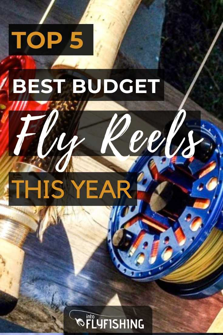 Top 5 Best Budget Fly Reels This Year