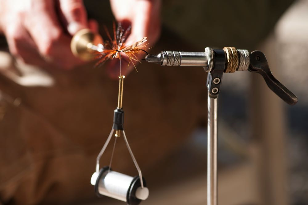 Top Bobbin For Fly Tying
