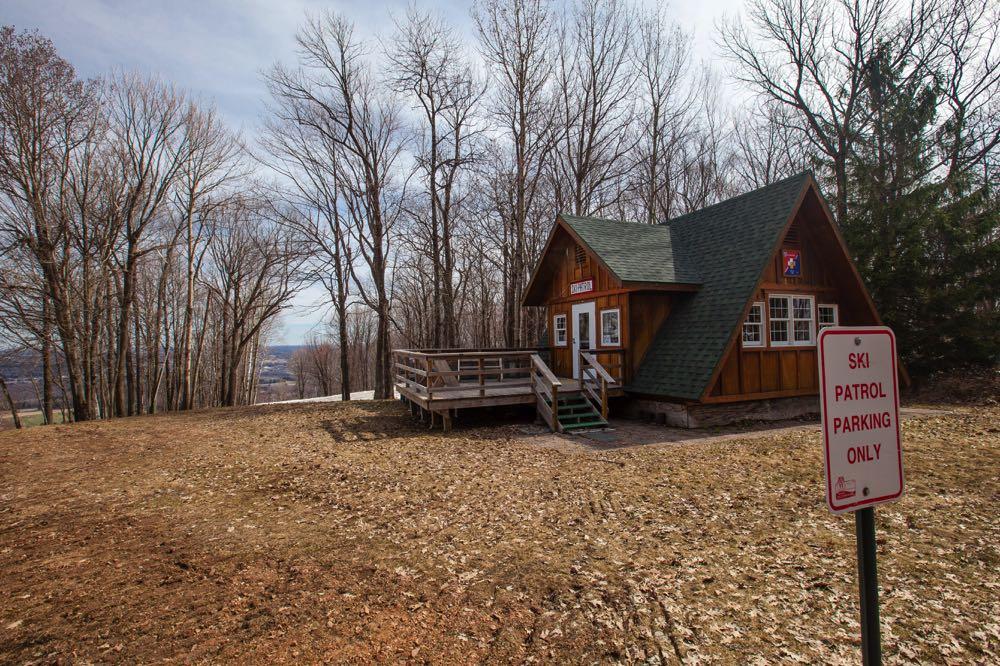 Wisconsin Mountain Lodge