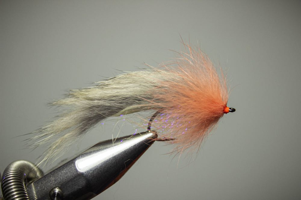 How To Tie a Bunny Leech Complete Fly