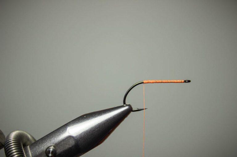 Bunny Leech Fly Tying Step 2