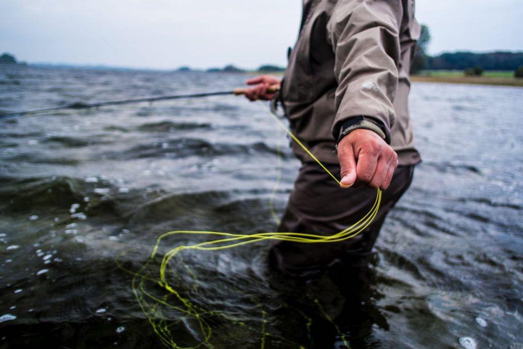 Best Fly Fishing Line for saltwater fishing