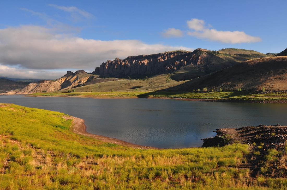 Blue Mesa Reservoir, CO