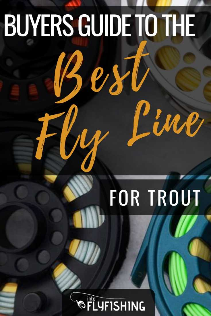 Buyers Guide To The Best Fly Line for Trout